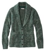 Women's Signature Ragg Wool Sweater, Cardigan