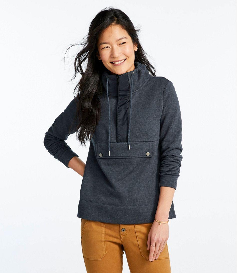 Signature Organic Sweatshirt, Anorak