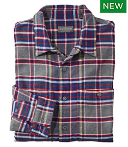 Signature Organic Cotton Flannel Shirt
