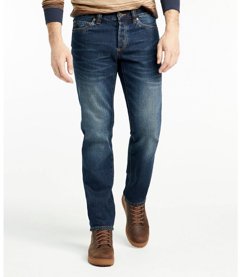 Men's Signature Rigid Denim Jeans