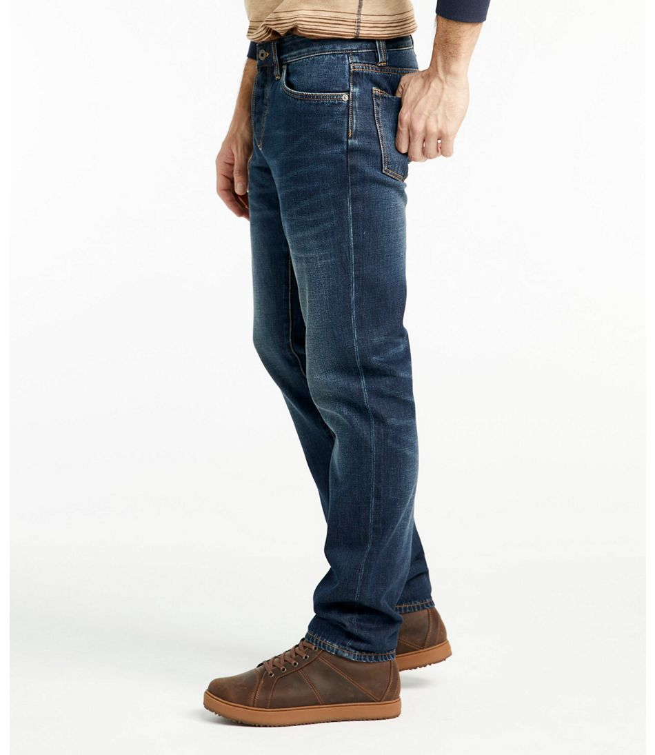 Men's Signature Rigid Denim Jeans