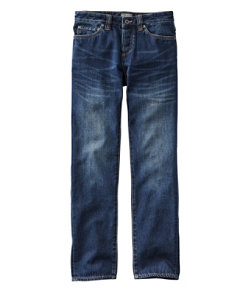Signature Rigid Denim Jeans