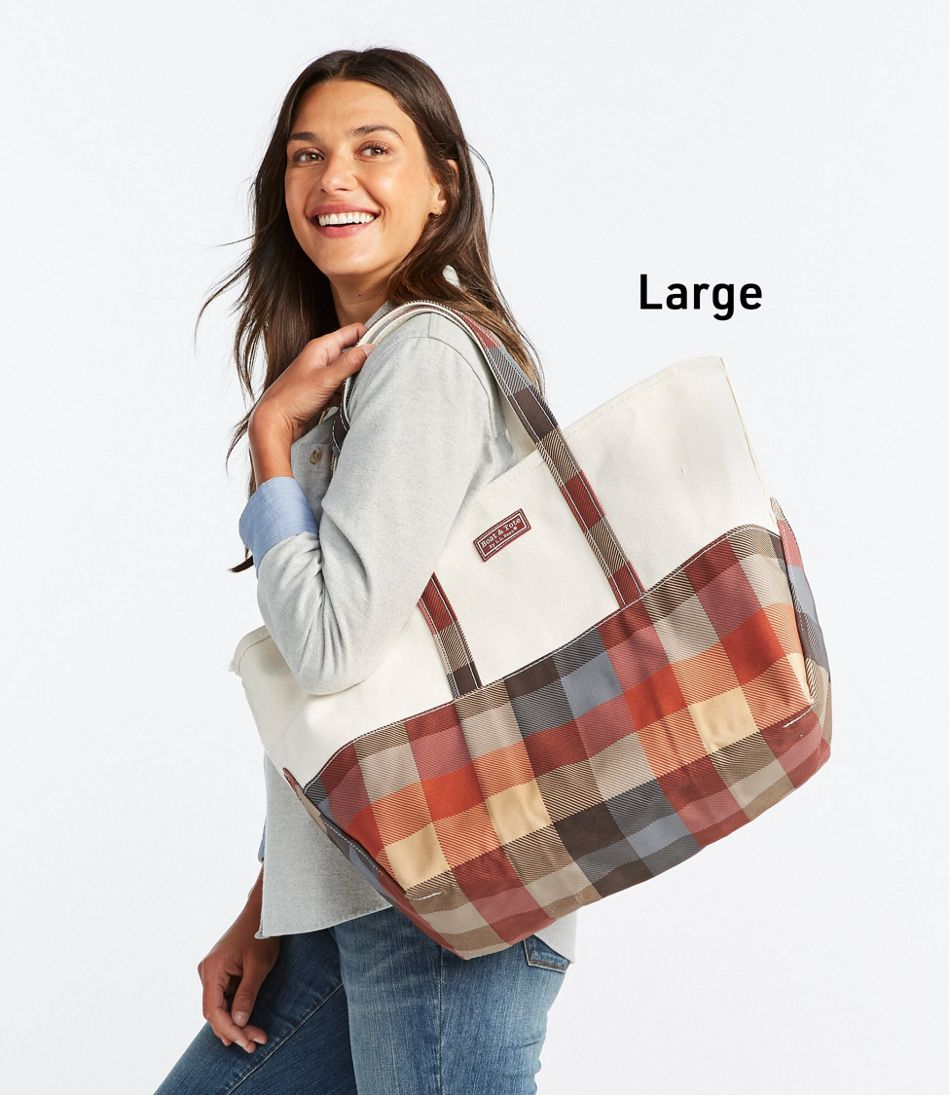 High-Bottom Boat and Tote®