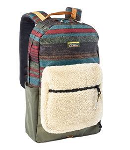Mountain Classic Cordura Pack, Fleece Pocket