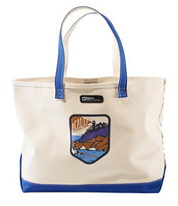 Graphic Boat and Tote, Acadia