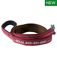 Personalized Explorer Leash