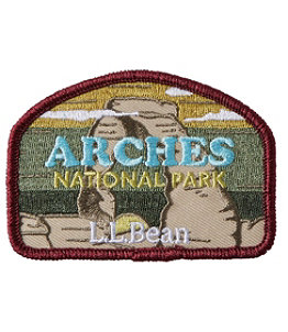 Arches National Park Patch