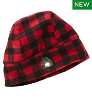 L.L.Bean Pathfinder Lighted Beanie, Plaid