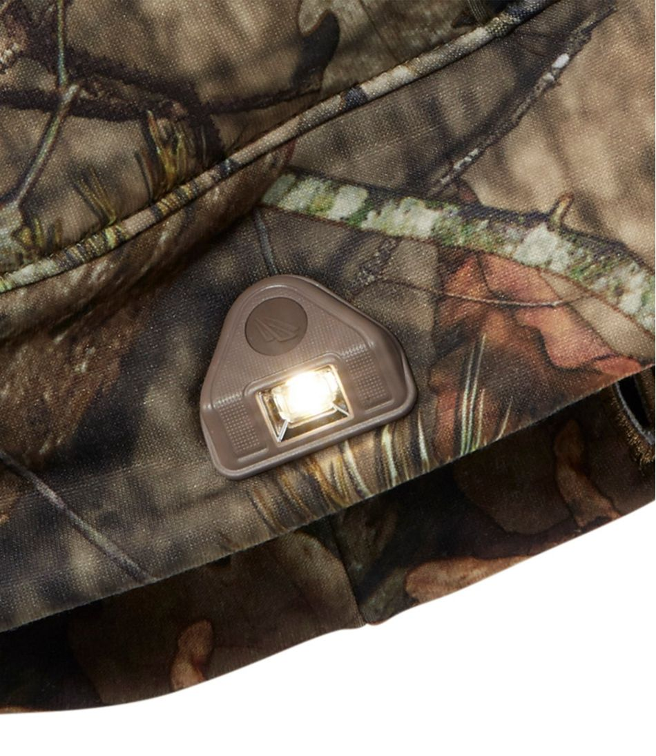Adults' L.L.Bean Pathfinder Lighted Beanie Camo