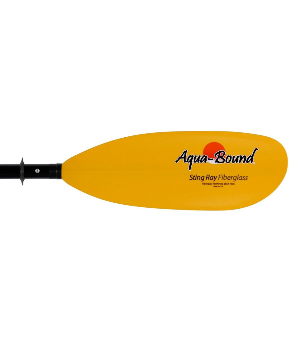 Aquabound Sting Ray Four-Piece Kayak Paddle