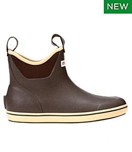 """Men's Xtratuf Deck Boot, 6"""""""
