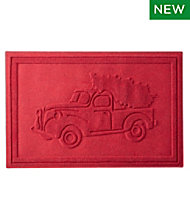Everyspace Recycled Waterhog Doormat, Truck