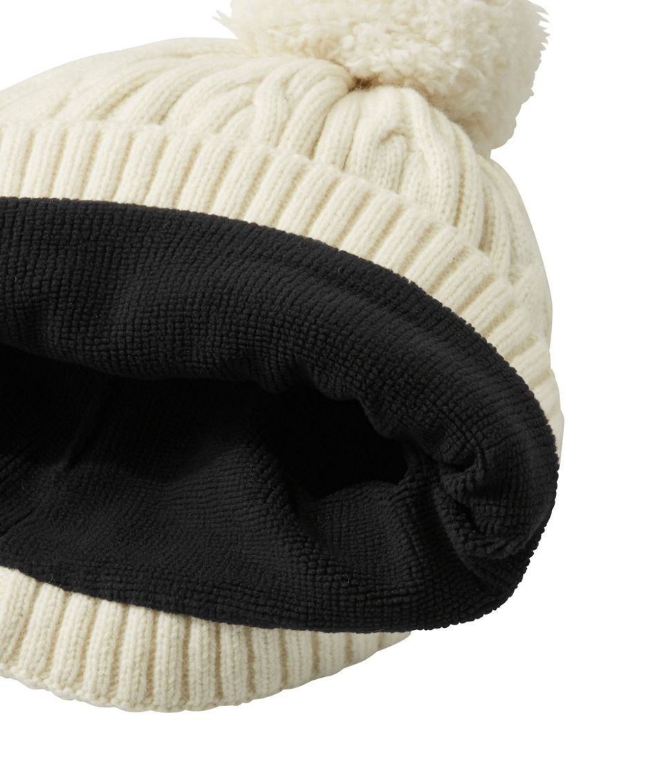Heritage Wool Windproof Pom Hat