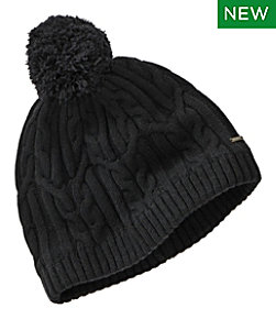 Heritage Wool Windproof Pom Hat
