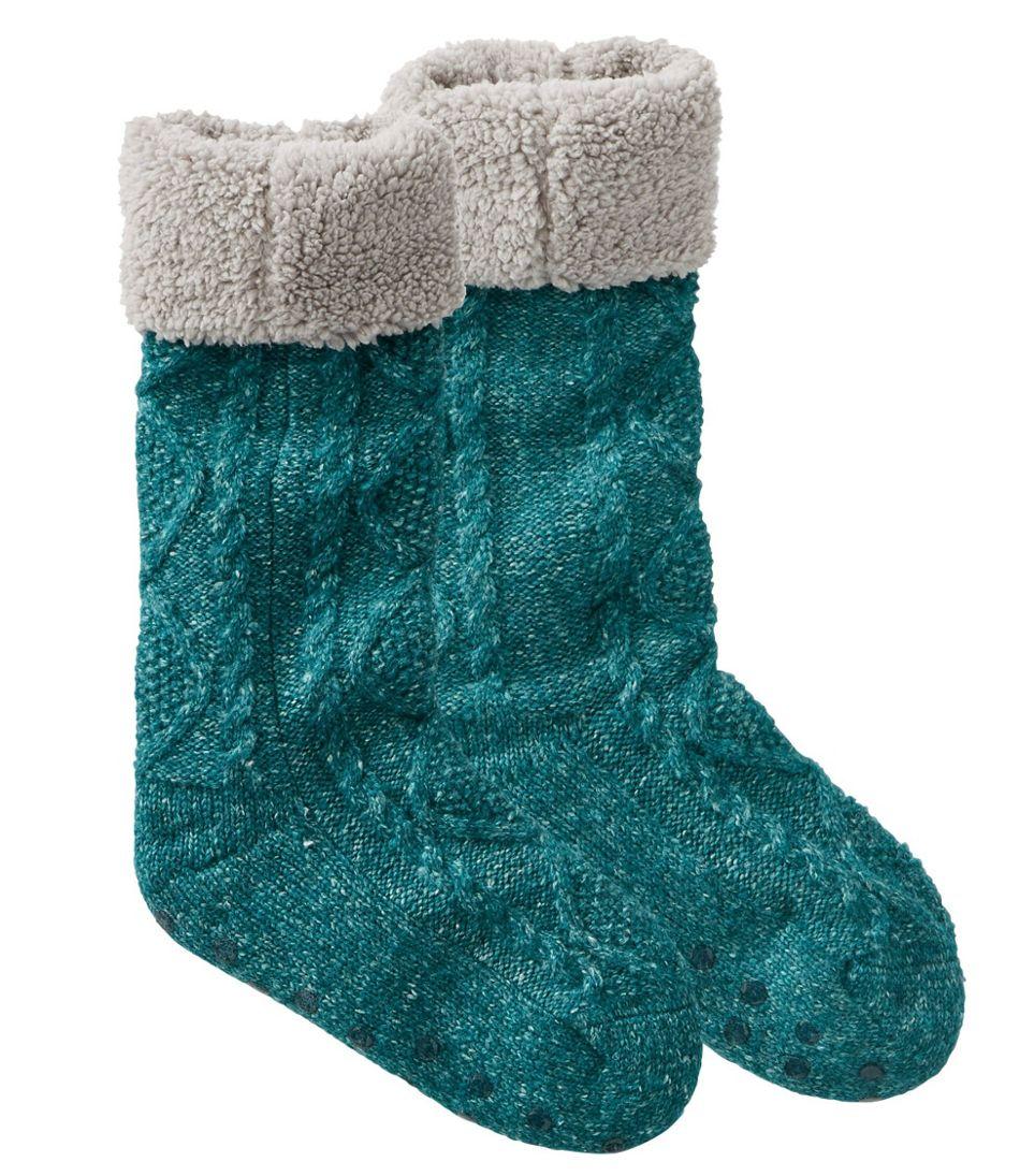 Women's Fireside Gripper Socks