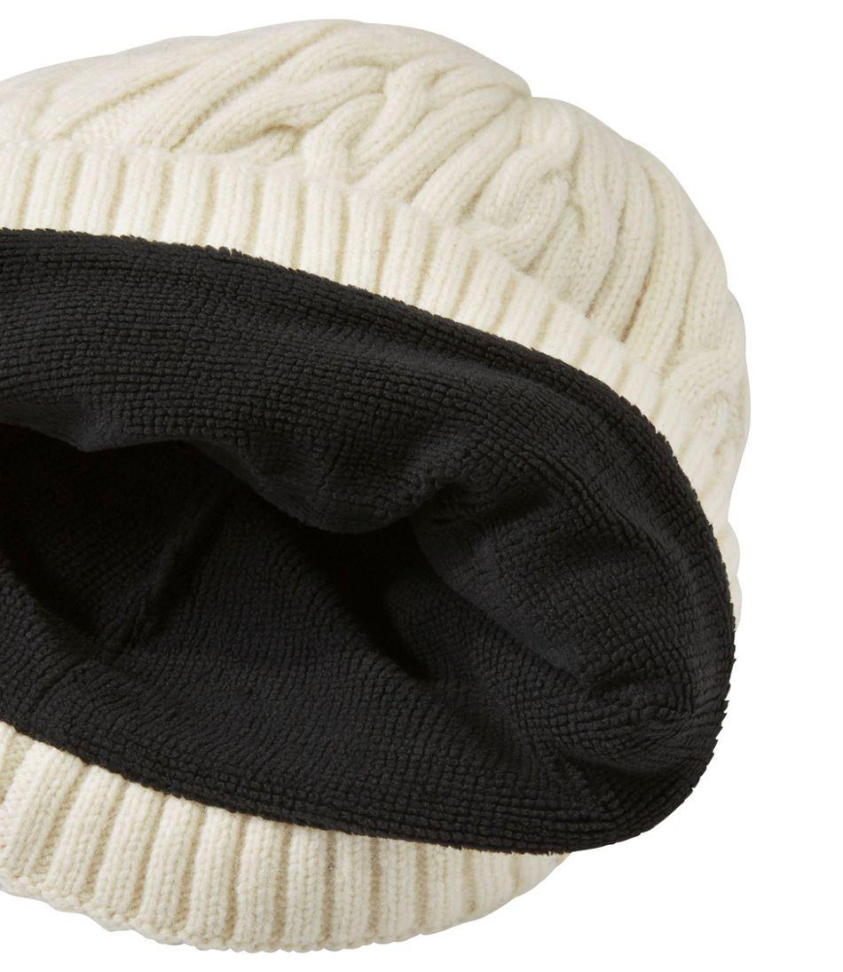 Heritage Wool Windproof Beanie