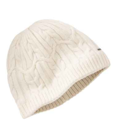 Women's Heritage Wool Windproof Beanie