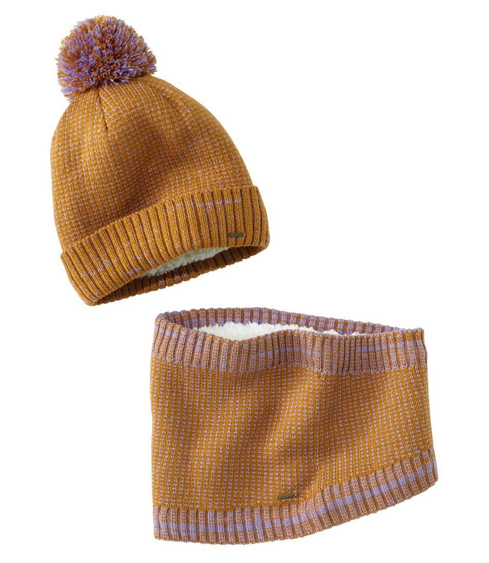 Women's Winter Lined Gift Set