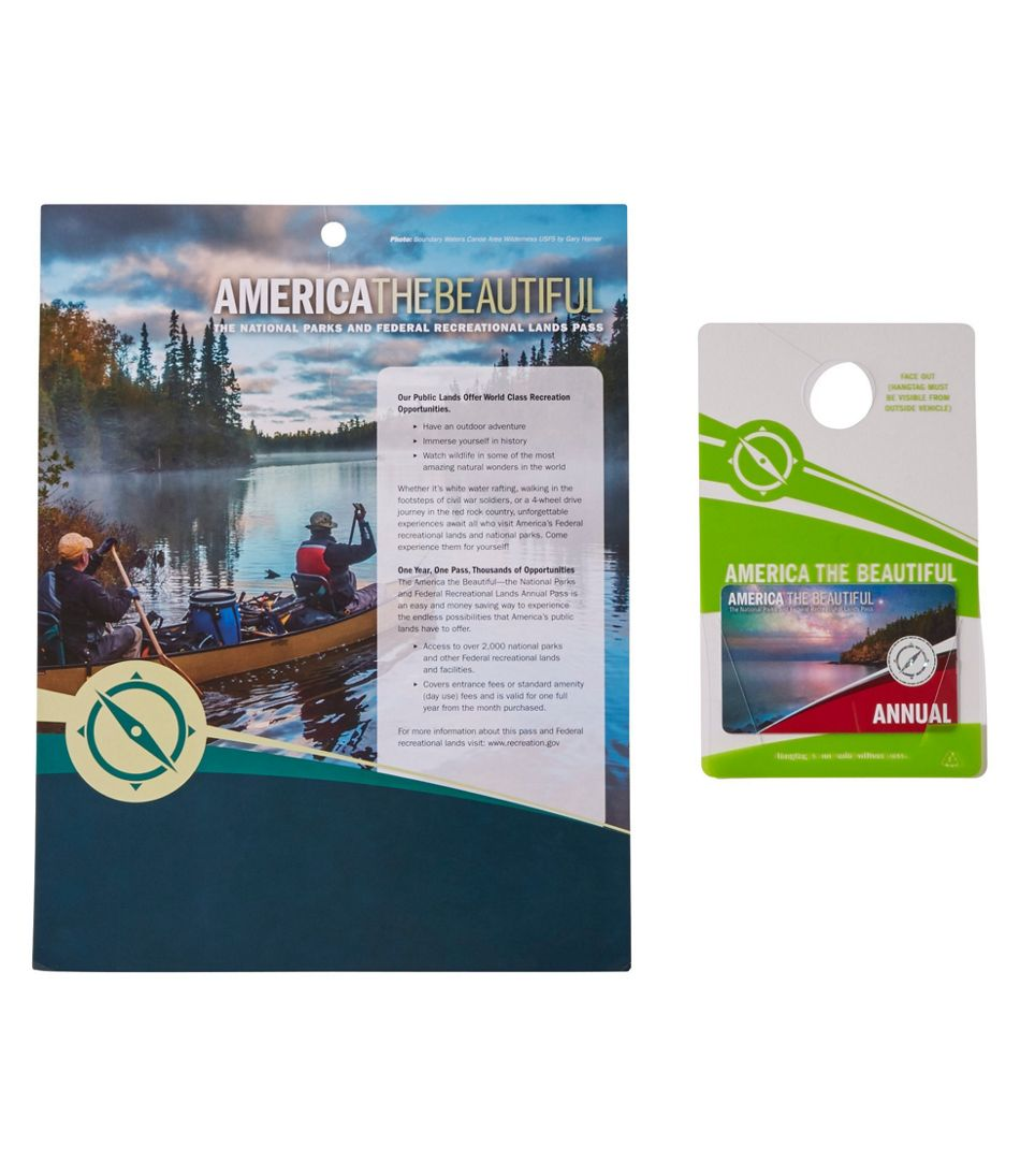 2019 National Park Annual Pass
