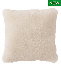 Shearling Throw Pillow, 14