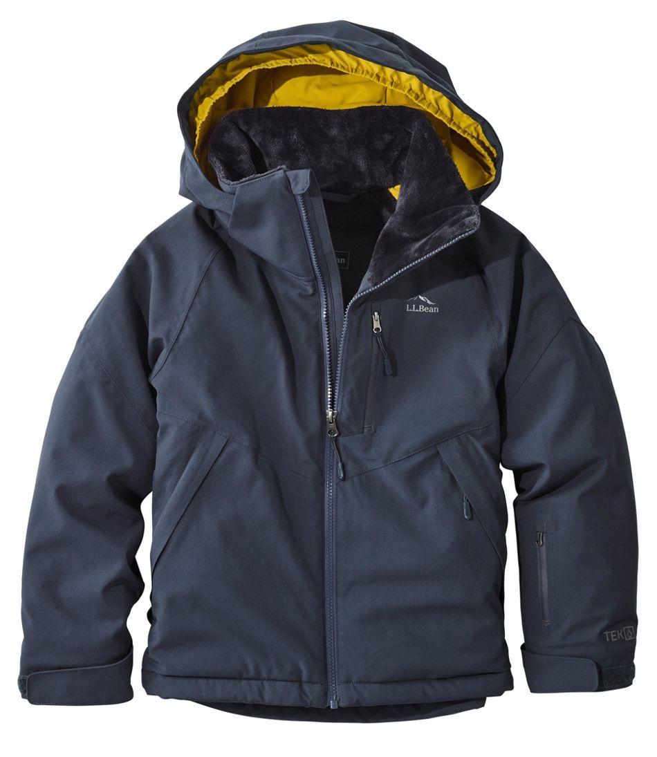 Kids' Patroller Ski Jacket
