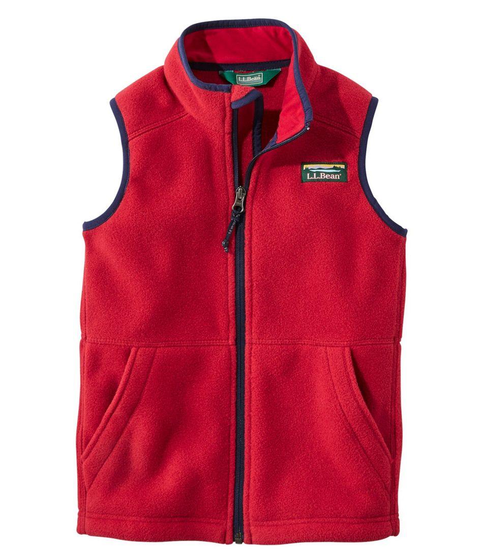Kids' Mountain Classic Fleece Vest