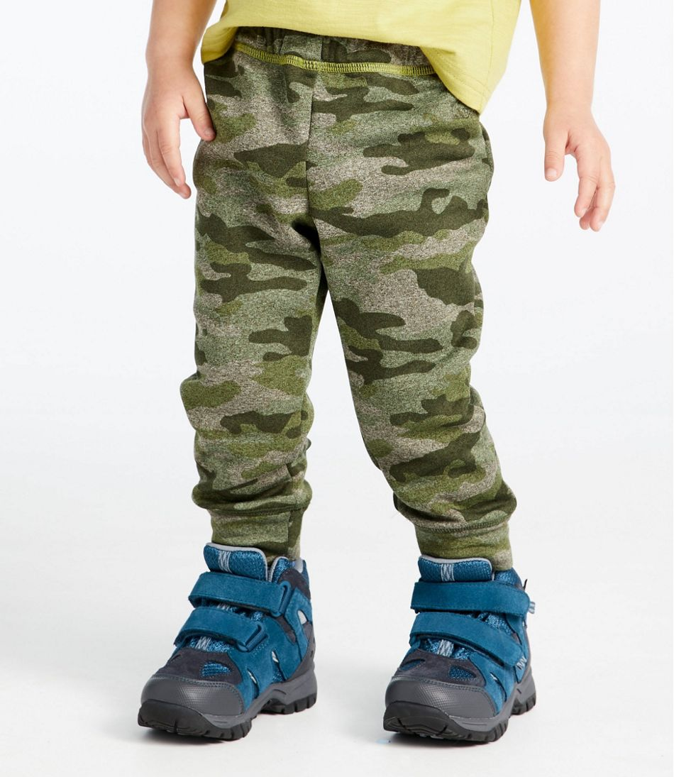 Infants' and Toddlers' Mountain Fleece Pants, Print