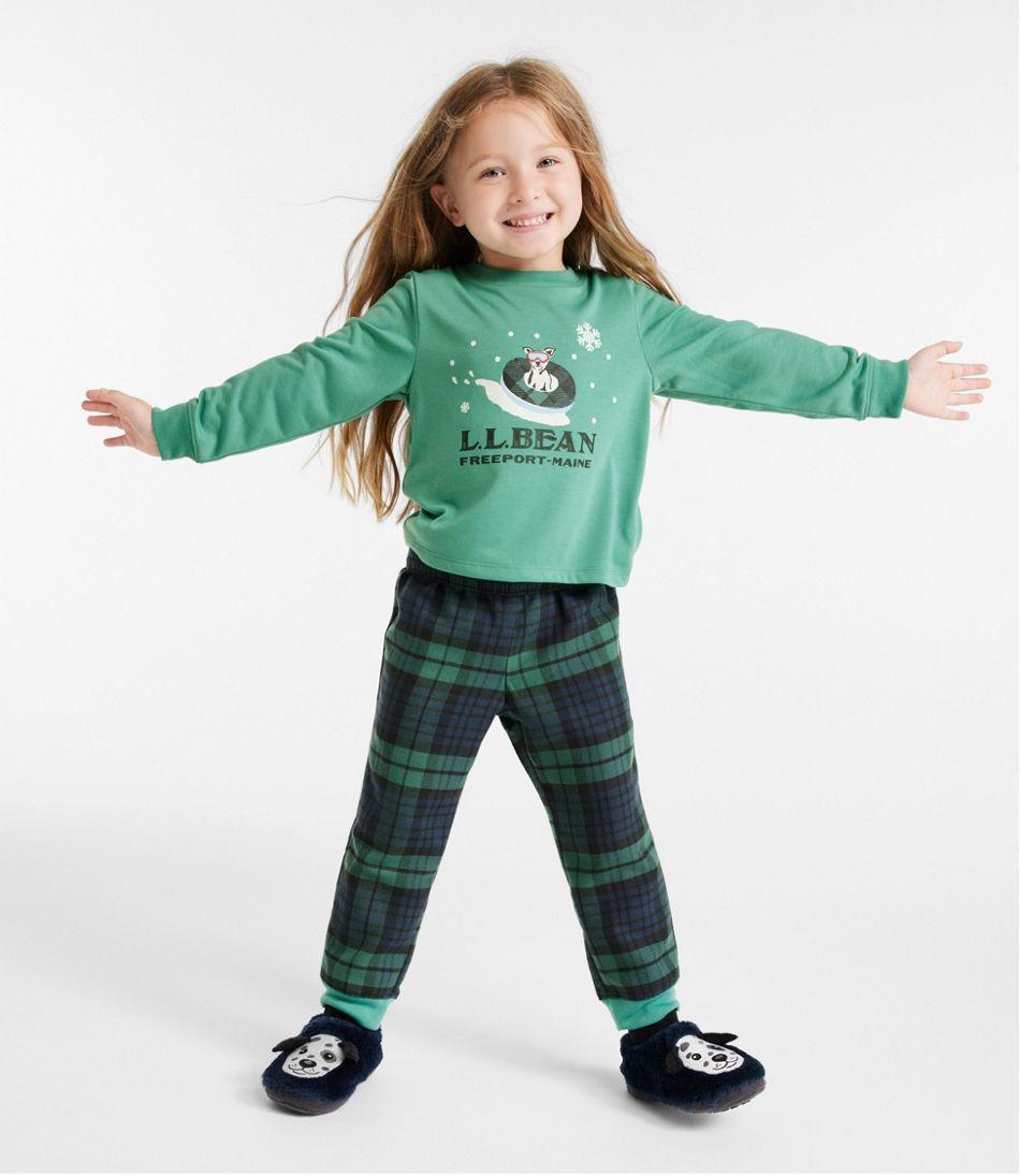 Toddlers' L.L.Bean Flannel Pajamas