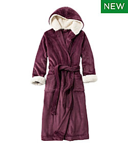 Women's Wicked Plush Robe