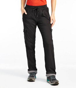 Women's Vista Camp Pants, Fleece-Lined