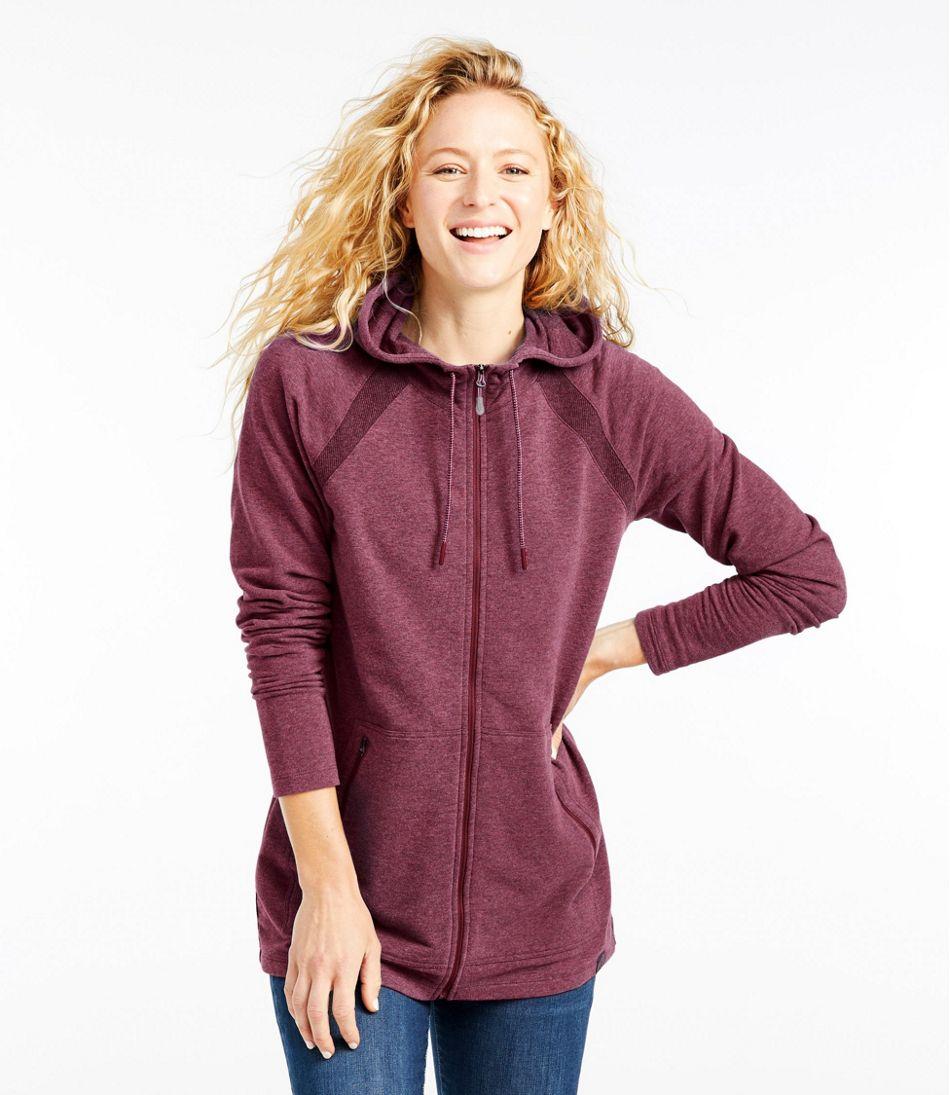 Women's Bean's Cozy Full-Zip Hooded Sweatshirt