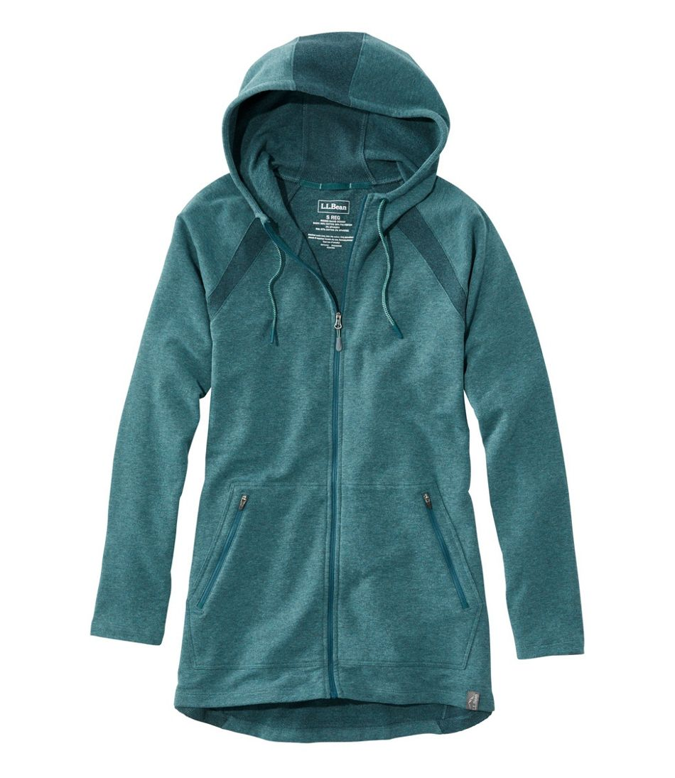 Bean's Cozy Full-Zip Hooded Sweatshirt