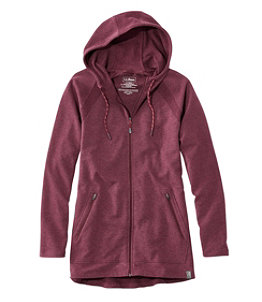 Women's Bean's Cozy Full-Zip Hooded Sweatshirt