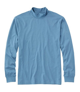 Men's Carefree Unshrinkable Mockneck Shirt