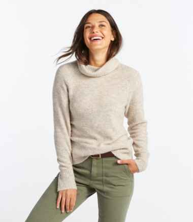 Soft Bouclé Sweater, Pullover