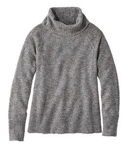Women's Soft Bouclé Sweater, Pullover