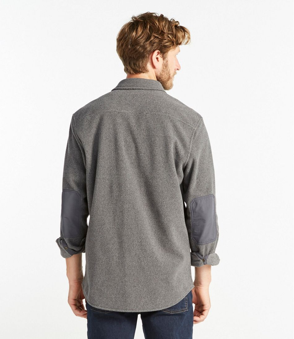 Men's Allagash Fleece Overshirt