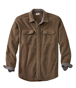Men's Allagash Fleece Overshirt