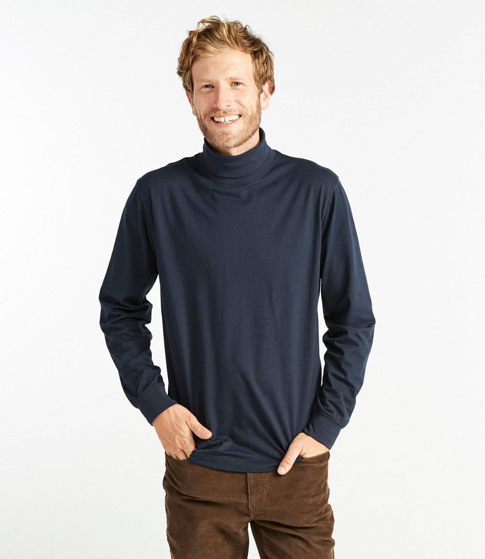 Carefree Unshrinkable Turtleneck