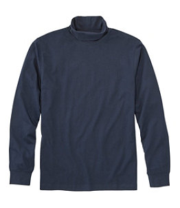 Men's Carefree Unshrinkable Turtleneck