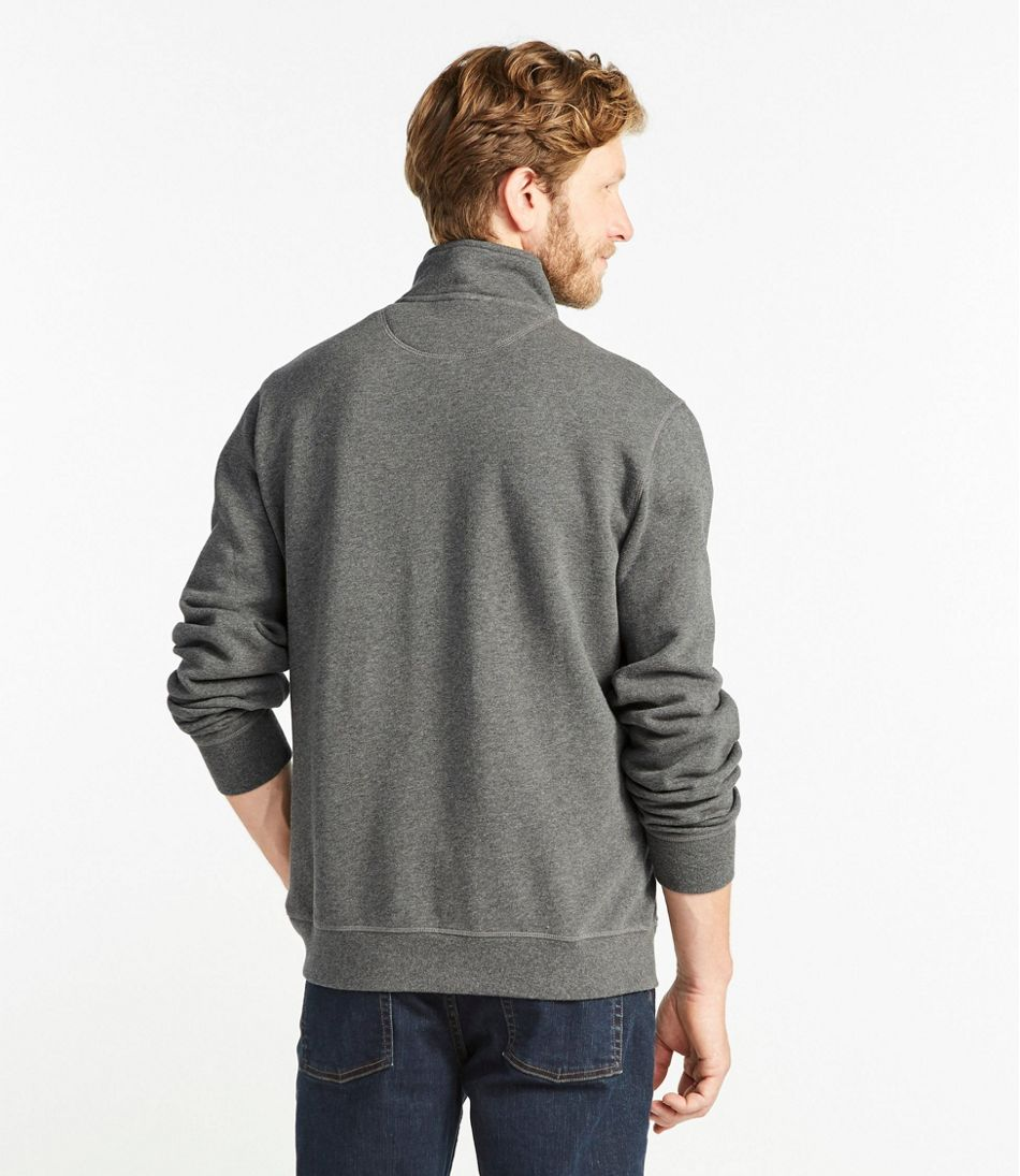 Athletic Sweats, Full-Zip Sweatshirt
