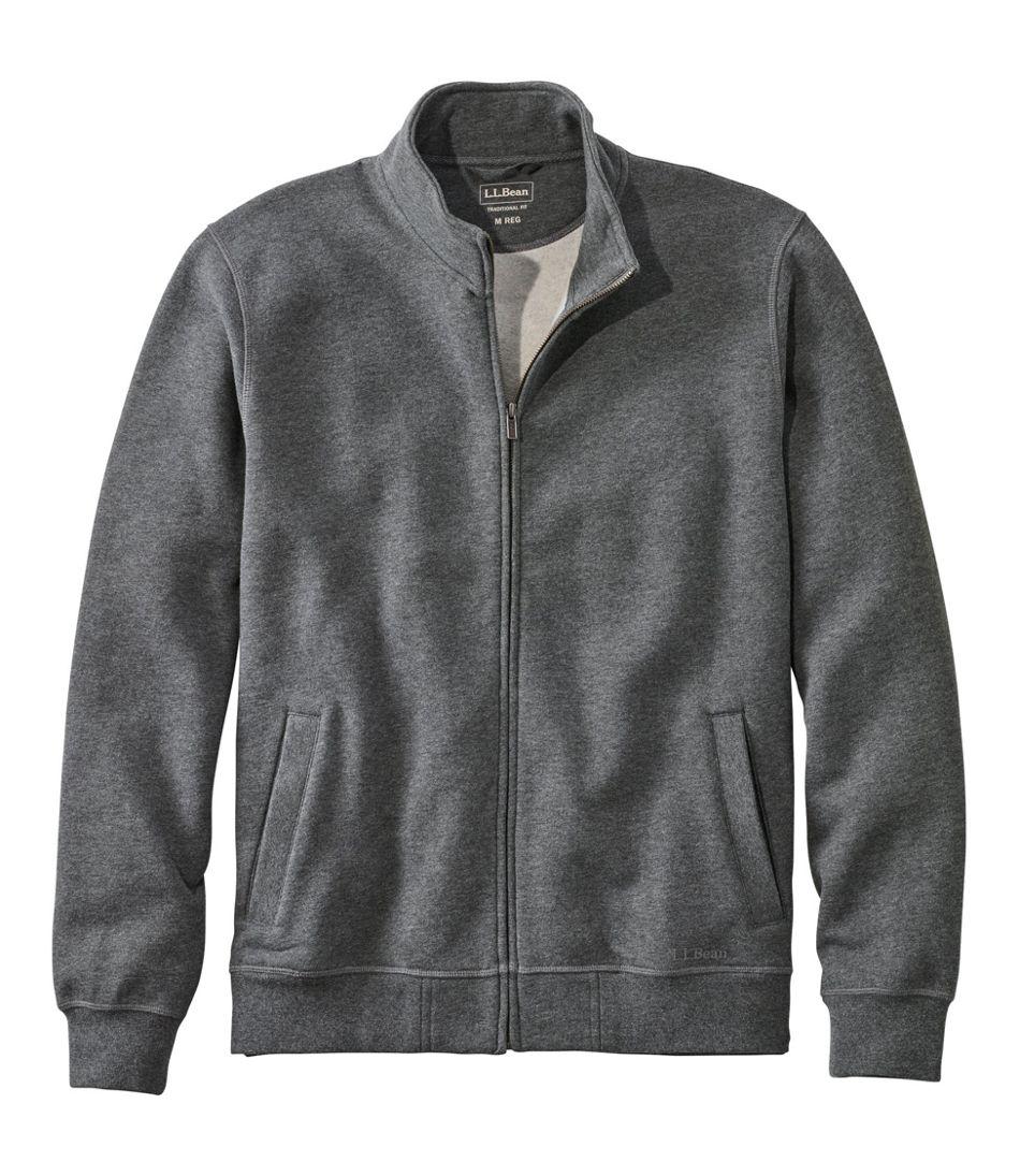 Athletic Sweats, Full-Zip Sweatshirt
