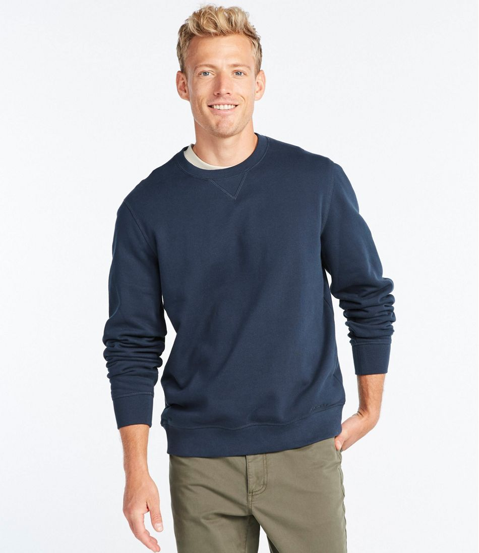 Men's Athletic Sweats, Classic Crewneck Sweatshirt