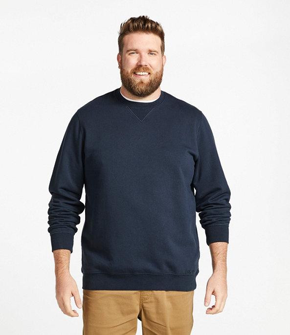 Men's Athletic Sweats, Crewneck, , large image number 3