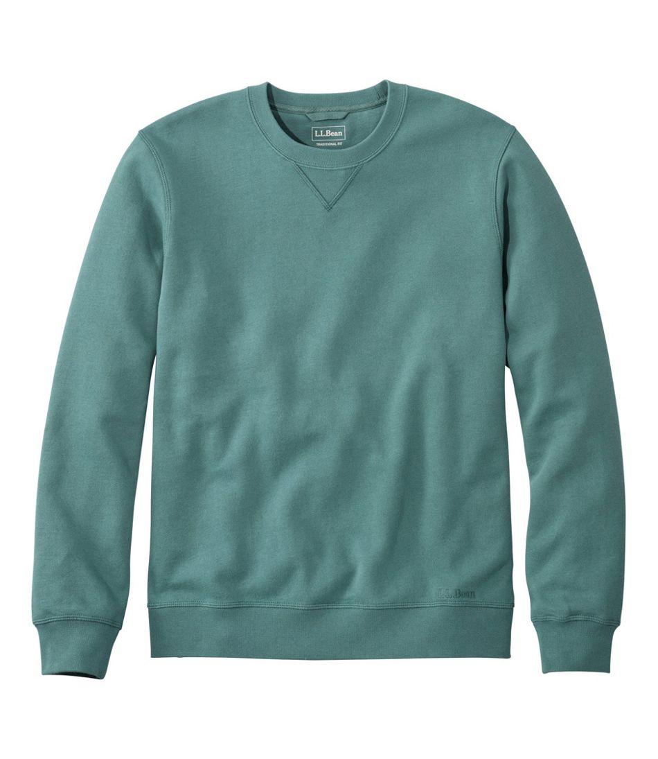 Men's Athletic Sweats, Classic Crewneck Sweatshirt