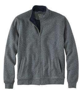 Athletic Sweats, Full-Zip, Fleece-Lined