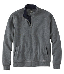 Men's Athletic Sweats, Full-Zip, Fleece-Lined