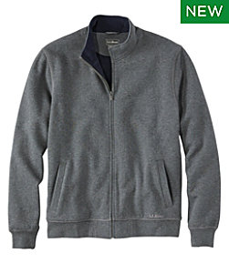 Athletic Sweats, Full-Zip, Fleece-Lined