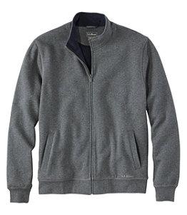 Men's Athletic Sweats, Full-Zip, Fleece-Lined