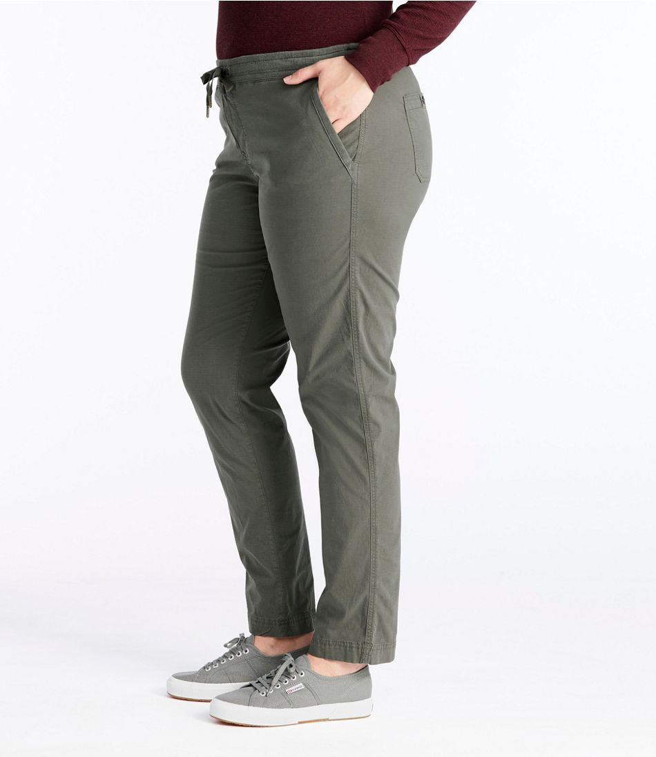 Stretch Ripstop Pull-On Pants